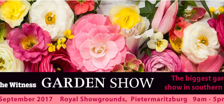 The Witness Garden Show next weekend