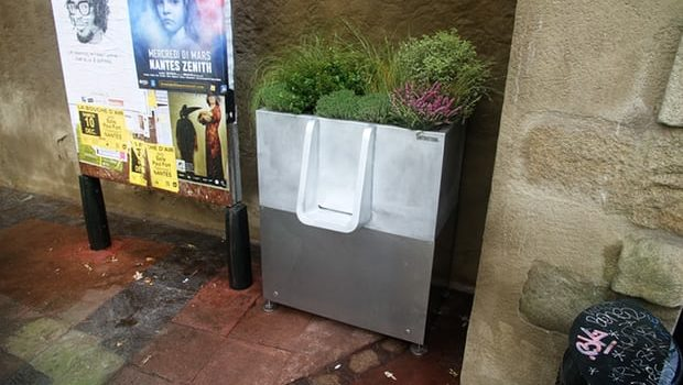 The public urinal that turns pee into compost