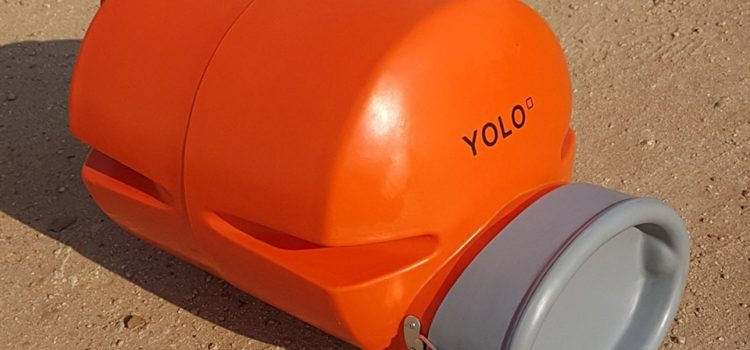 New product: YOLO Cement Mixer